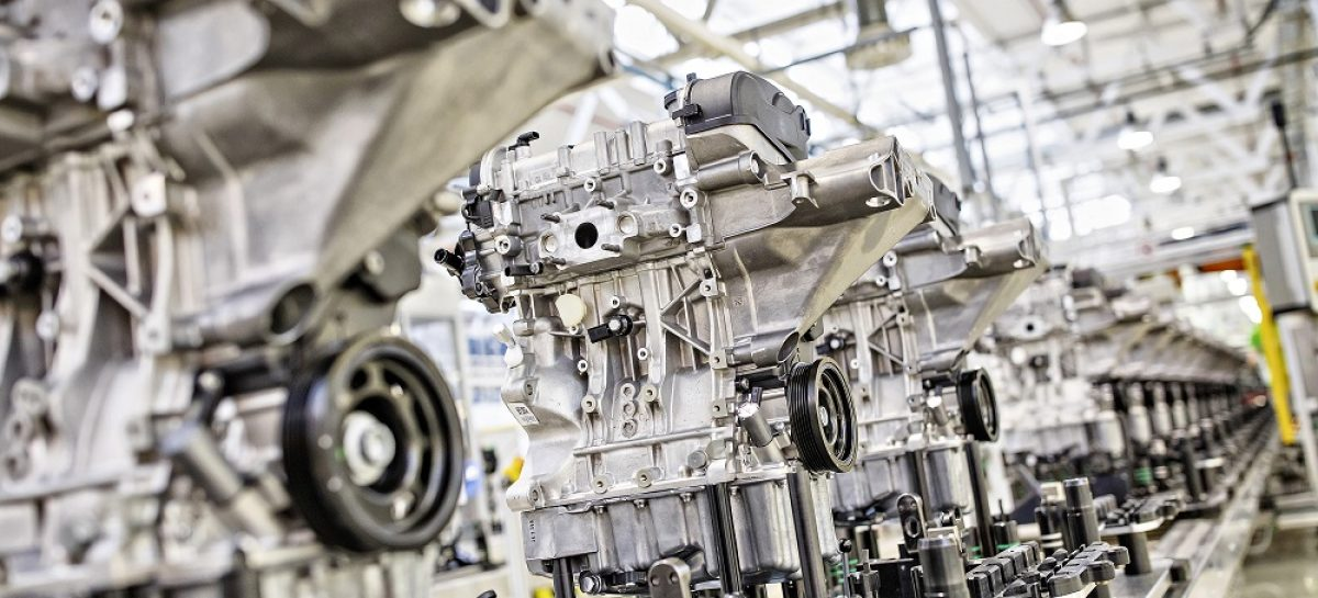 Произведен юбилейный 2,5-миллионный двигатель EA211 на заводе ŠKODA AUTO в Млада-Болеславе