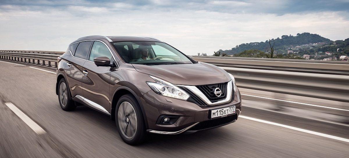 Флагман модельной линейки Nissan в России Nissan Murano становится доступнее