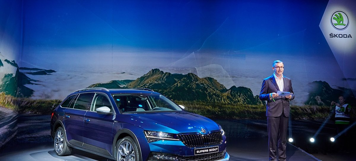 ŠKODA вступает в эру электромобилей: состоялась презентация новых серийных электрических автомобилей