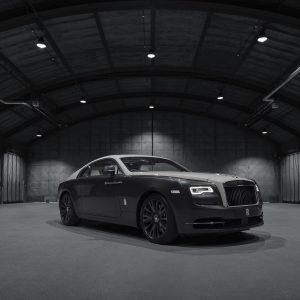 Rolls-Royce развивает молодежную коллекцию Eagle VIII