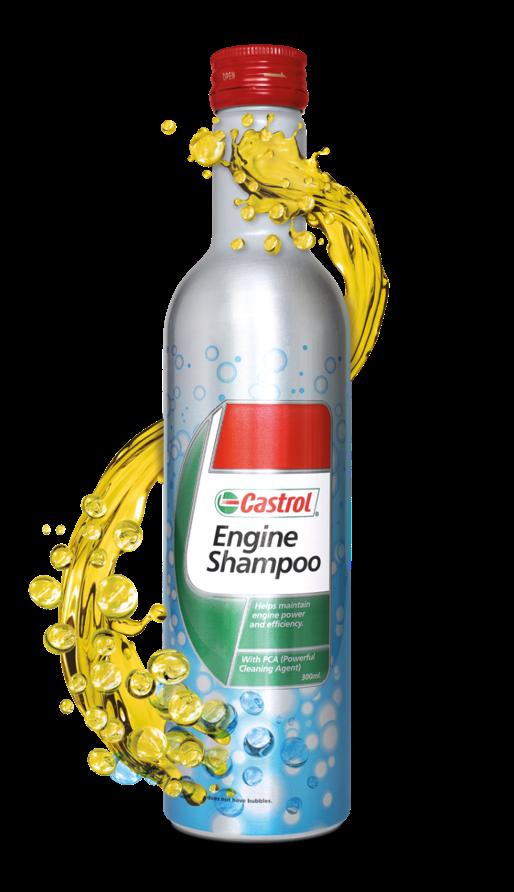 Castrol шампунь