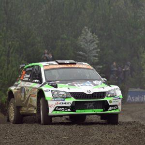Новости ŠKODA Motorsport: победа экипажа в WRC 2 Pro на ралли Чили и обновленная FABIA R5