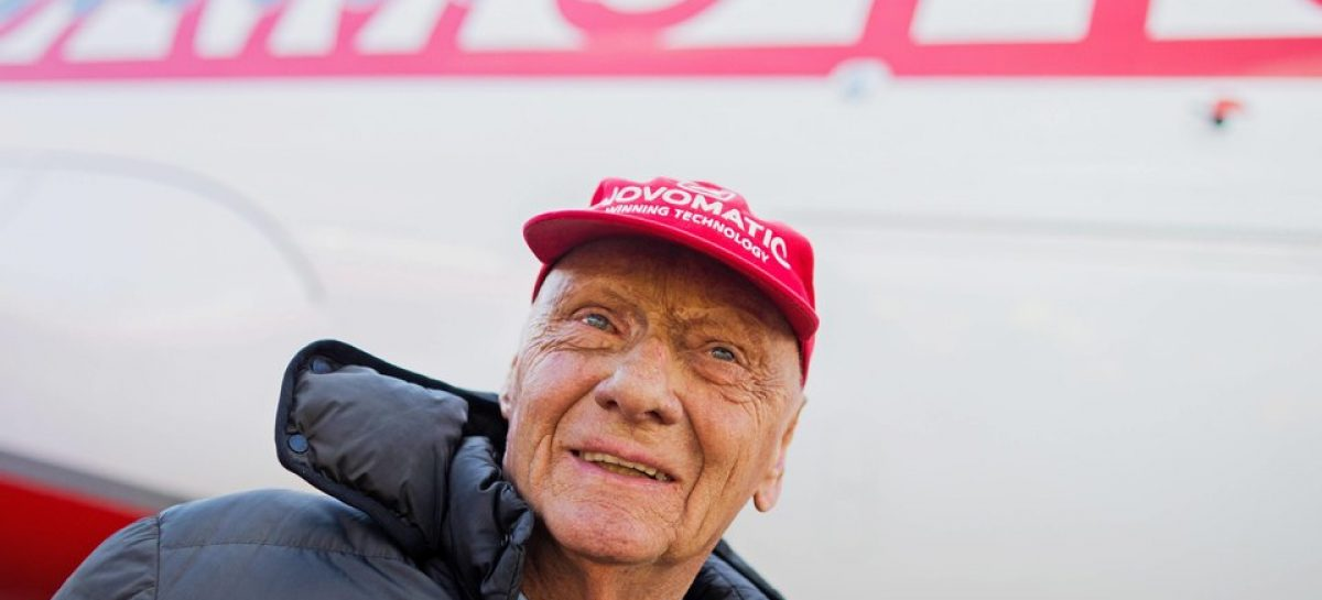 Скончался чемпион Формулы-1 Ники Лауда