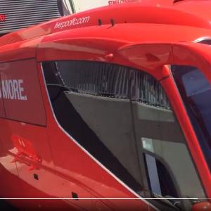 Автобус «Ливерпуля» застрял в туннеле под стадионом «Ванда Метрополитано»