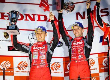 Экипаж Nissan лидирует в чемпионате Super GT