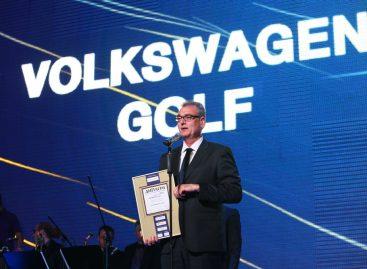 Volkswagen стал лауреатом премии «Автомобиль года в России — 2019»