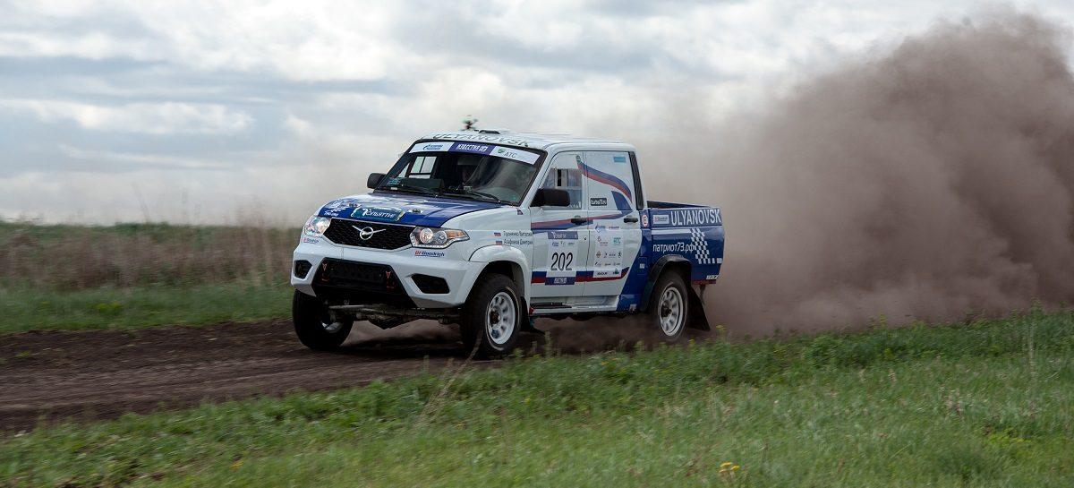 Команда УАЗ победила на втором этапе Кубка России по ралли-рейдам