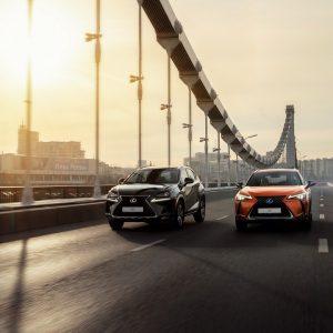 «21 день c Lexus» - новый проект Lexus, позволяющий изменить жизнь пользователей соцсетей
