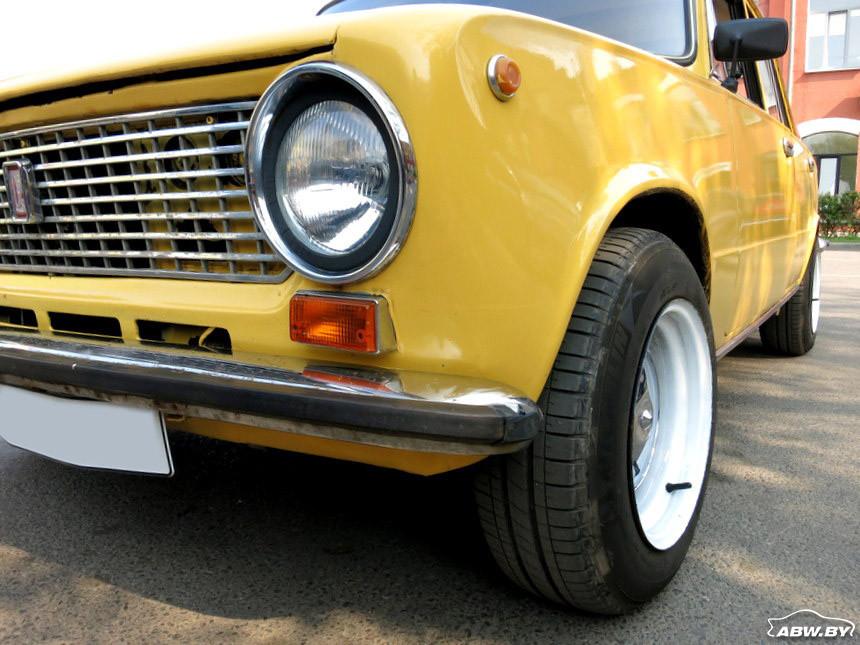 ВАЗ-21013 1981 г 10
