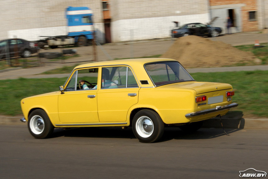 ВАЗ-21013 1981 г 12