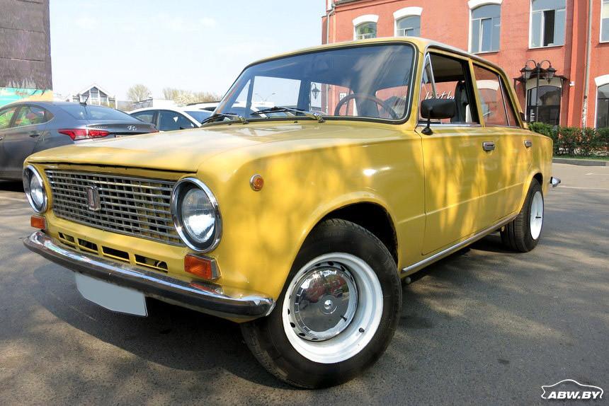 ВАЗ-21013 1981 г 3