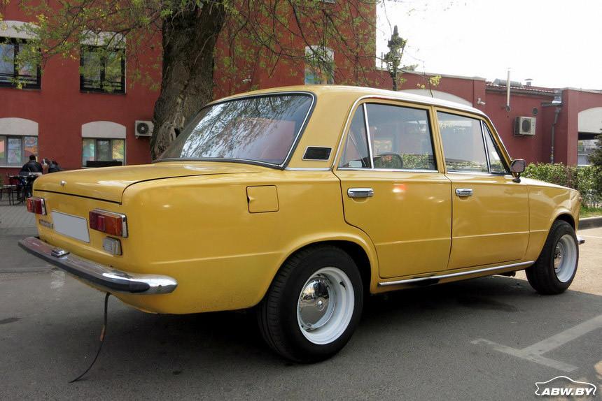 ВАЗ-21013 1981 г 6