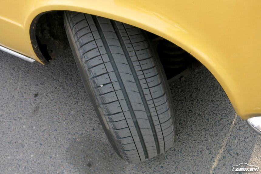 ВАЗ-21013 1981 г колесо