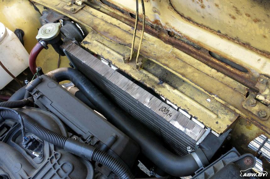 ВАЗ-21013 1981 г радиатор