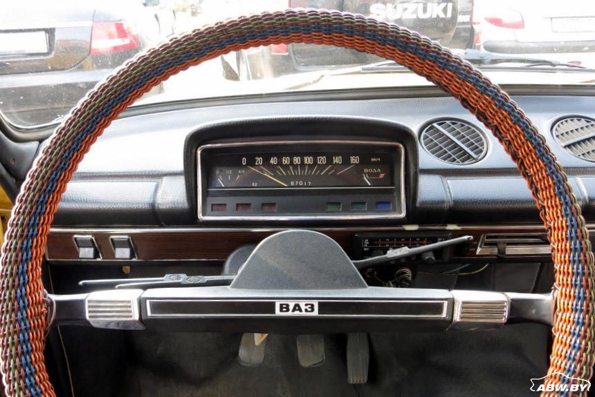 ВАЗ-21013 1981 г руль