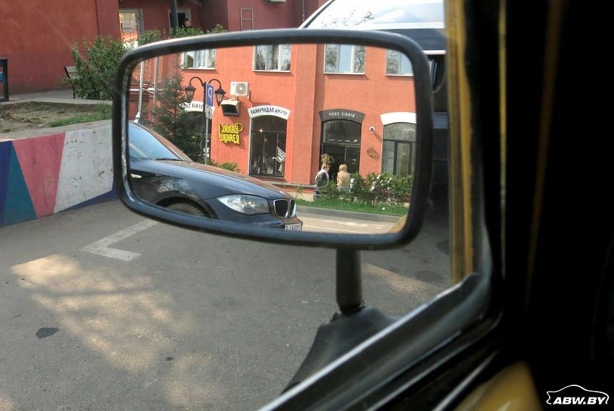 ВАЗ-21013 1981 г зеркало