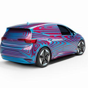 Volkswagen News: Первый представитель семейства электромобилей Volkswagen — ID.3