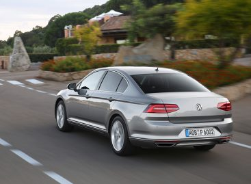 Volkswagen представляет специальную версию Passat Business Edition