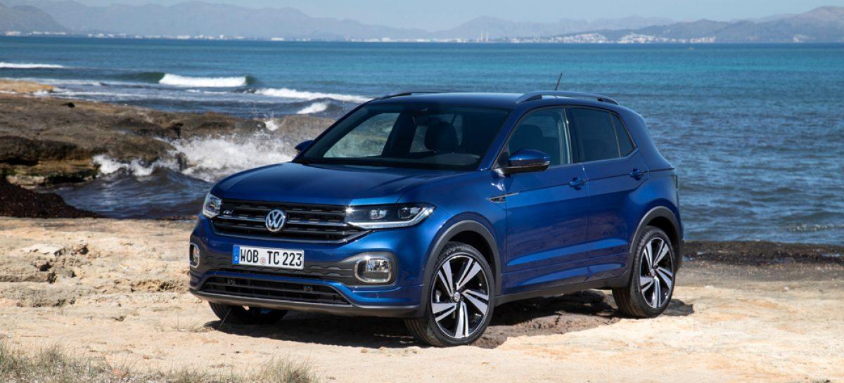 Euro NCAP: пять звезд для Volkswagen T-Cross