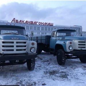 """Новые """"Крокодилы"""" ЗИЛ-133 неожиданно появились в продаже"""