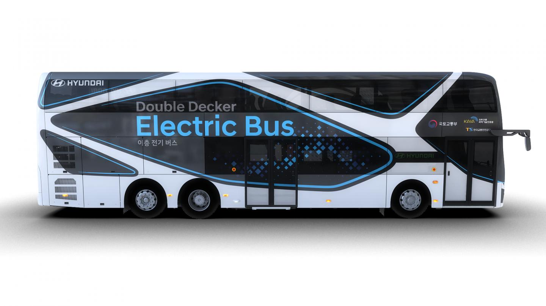 Hyundai электробус
