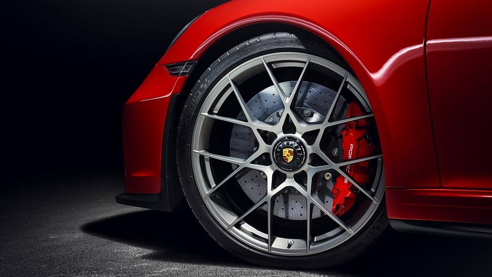 Porsche 911 Speedster диски