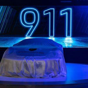Новый 911 Speedster идет в серийное производство