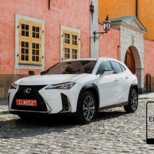Компактный и исключительно безопасный: новый кроссовер Lexus UX заработал максимальные 5 звезд в рейтинге EURO NCAP