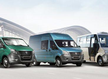 Российский рынок новых LCV в апреле 2019 года