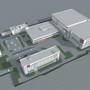 Власти Москвы намерены расширить производственный комплекс на Дубнинской улице