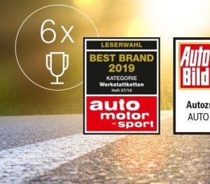 Bosch - лучший бренд по мнению немецких автолюбителей