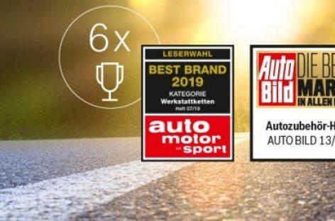 Bosch – лучший бренд по мнению немецких автолюбителей