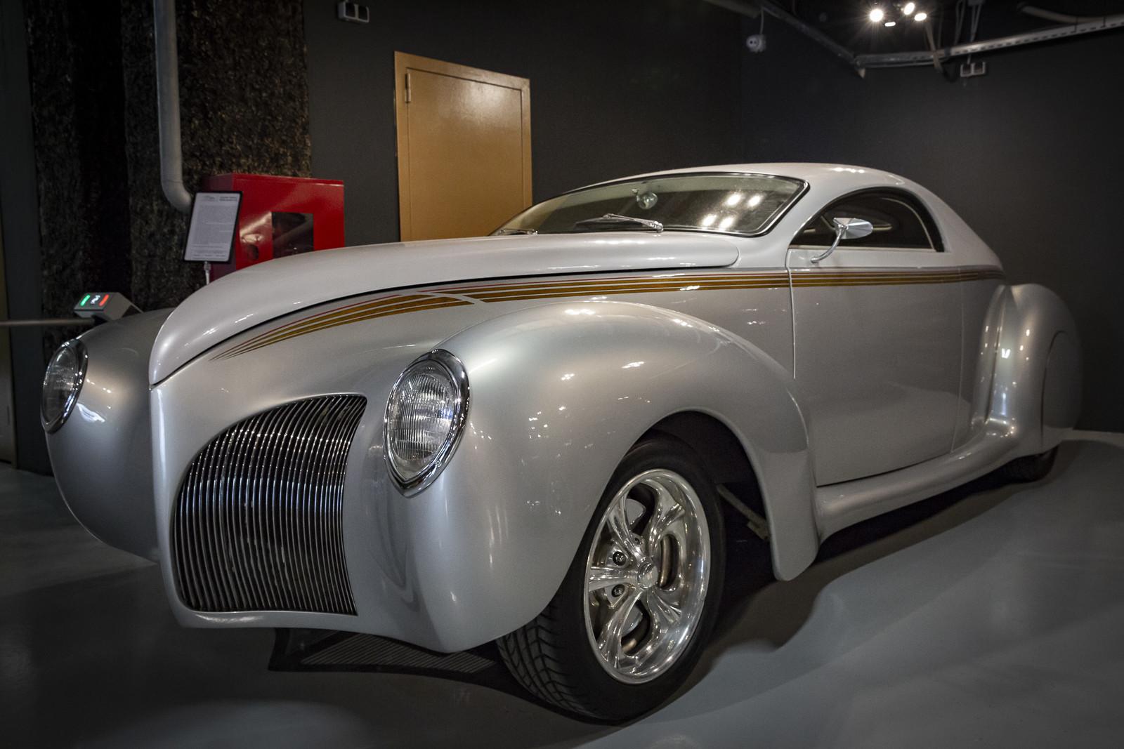 стрит-род на базе Lincoln-Zephyr 1939 года выпуска