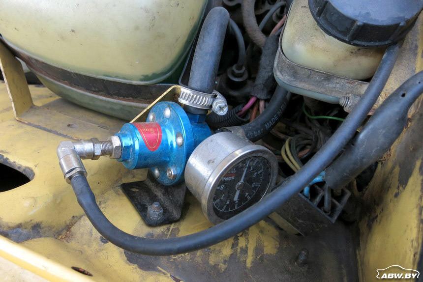 топливный регулятор