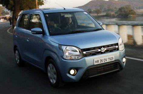 Новый Suzuki Wagon R за 400 000 рублей пользуется большим спросом