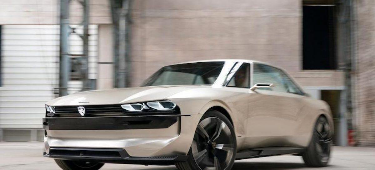 Peugeot дала обещание выпустить ретрокупе, если об этом попросят 500 000 человек