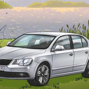 Škoda Auto запустила летнюю акцию до 40 % на сервисное обслуживание