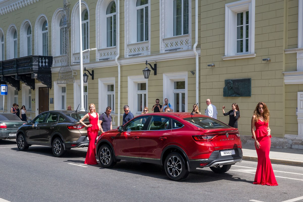 Renault Россия и РШФ