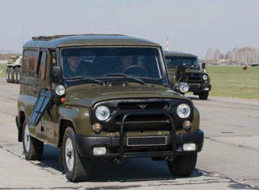 УАЗ показал неизвестные версии внедорожника Хантер