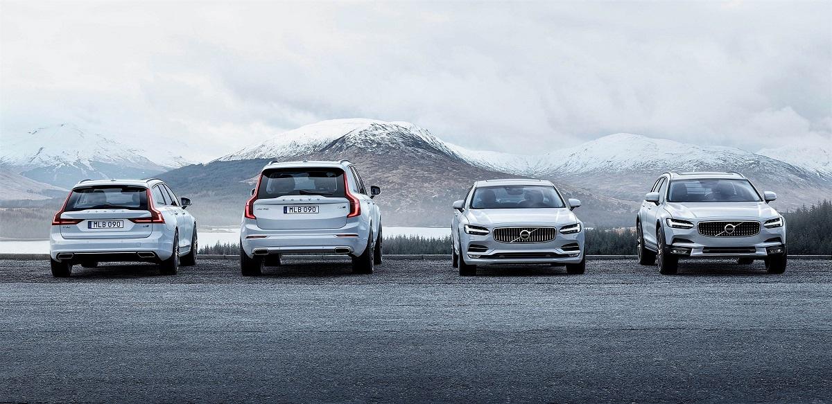 Volvo's 90-range 09 family