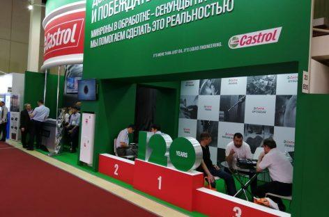 Компания Castrol презентовала инновационную технологию Castrol XBB