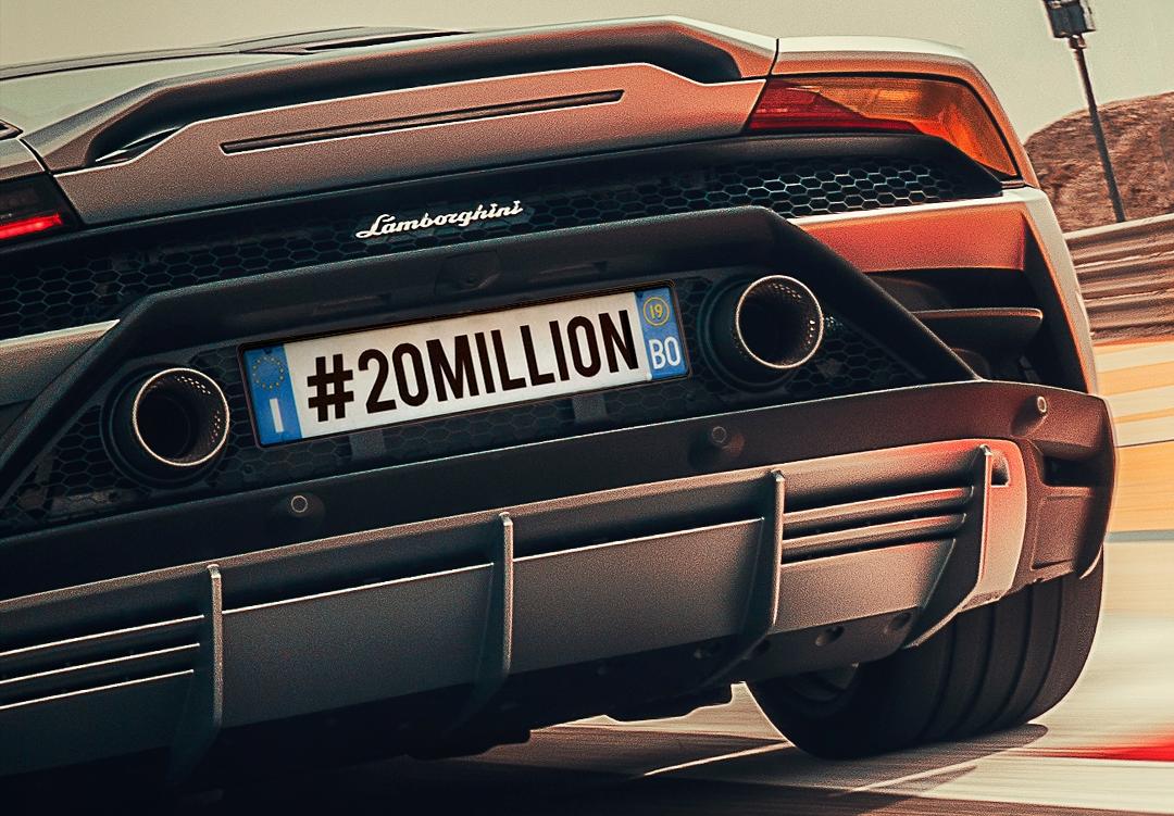 #20million