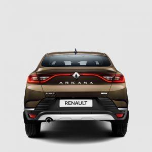 В России открыт прием заказов на купе-кроссовер Renault Arkana