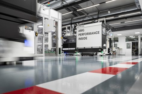 Новый четырёхцилиндровый двигатель Mercedes-AMG M 139 признан самым мощным турбированным двигателем в мире