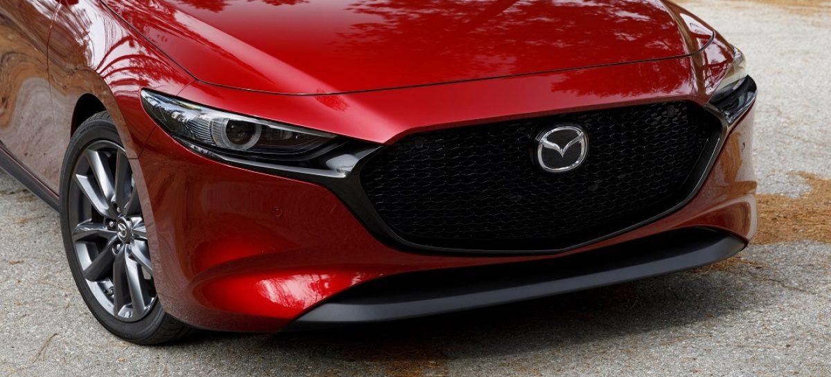 Уже в июле в продаже появится новая Mazda3 в кузове хэтчбэк
