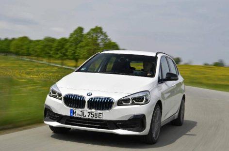 Компания BMW приняла решение полностью отказаться от минивэнов