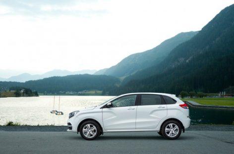 Lada XRAY c автоматической трансмиссией уже скоро запустят в производство