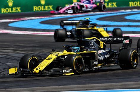 Команда Alpine F1 Team будет представлять группу Renault с 2021 года