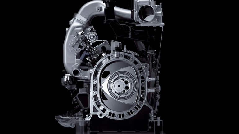двигатель SkyActiv-X