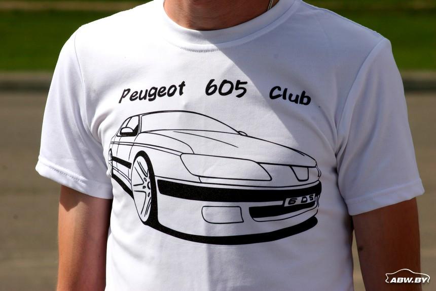 Peugeot 605 club